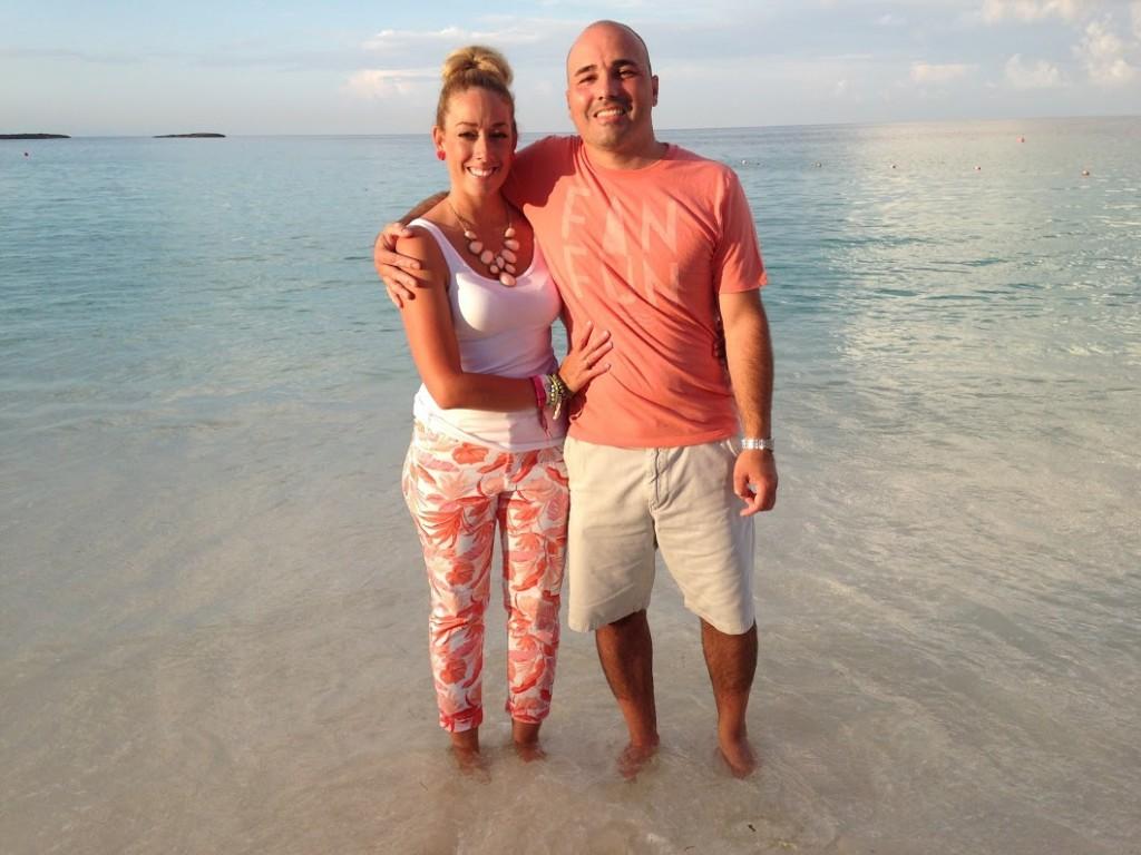 katie and jamie paradise island