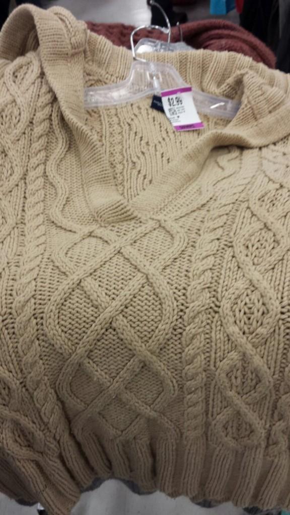 Styling Harvard Christmas Crafting sweater