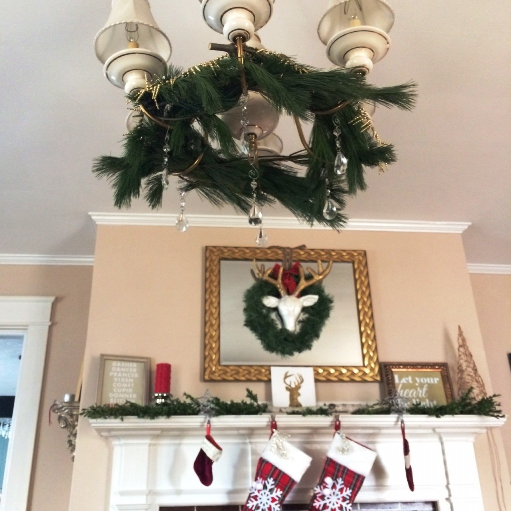 Styling Harvard Christmas Home Tour