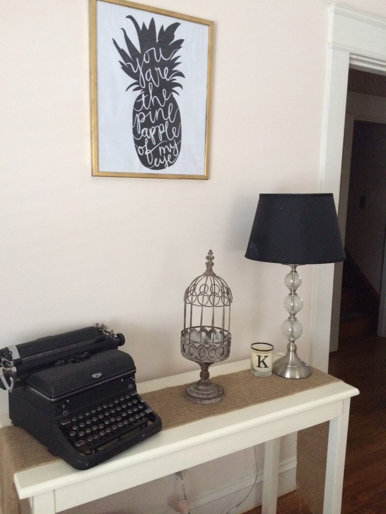 Styling Harvard home office budget makeover
