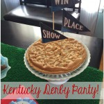 Styling Harvard Kentucky Derby Party