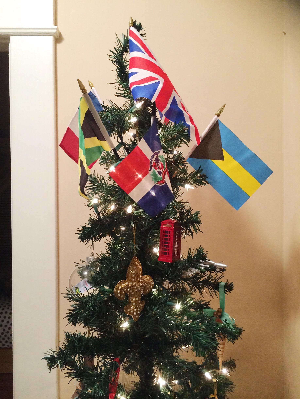 Styling Harvard 2015 Christmas Home Tour: Hallway and ...