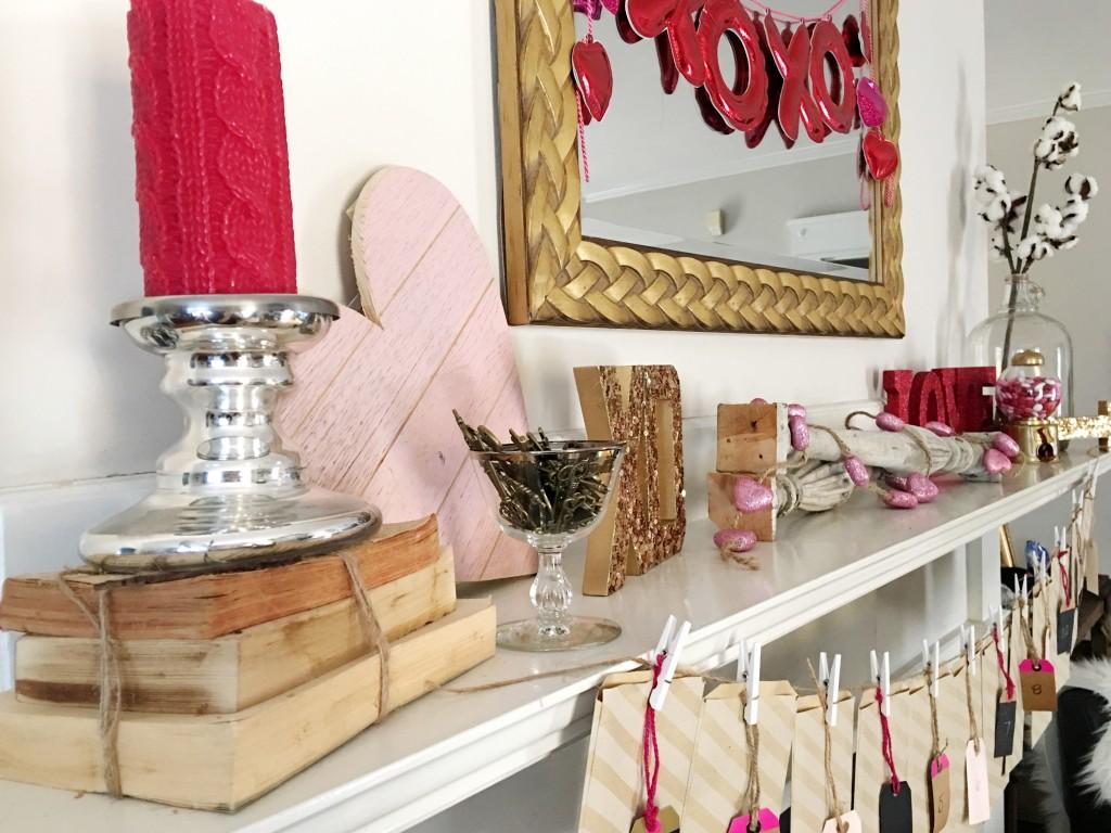 Styling Harvard | Valentine's Day decorating