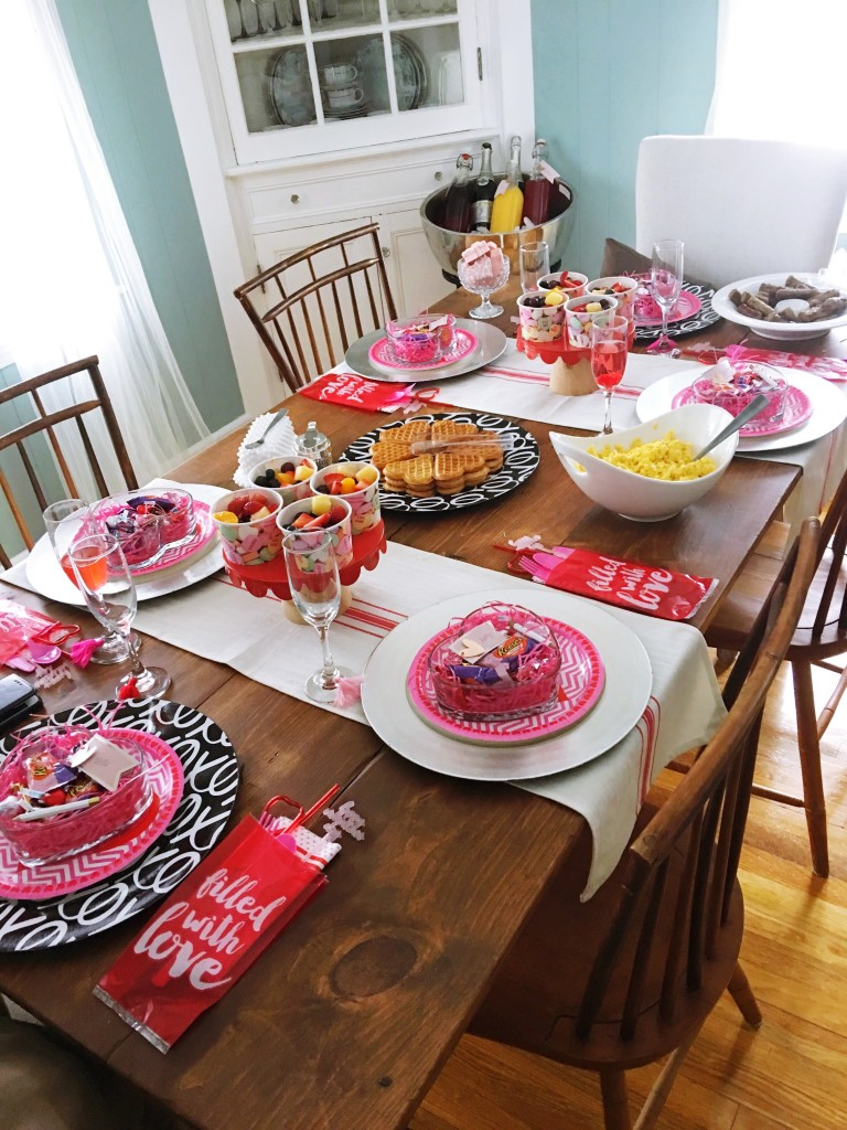 Styling Harvard | Galentine's Day