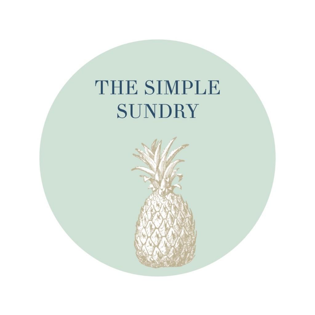THE SIMPLE SUNDRY