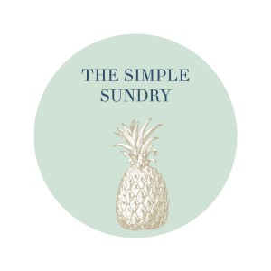 THE SIMPLE SUNDRY