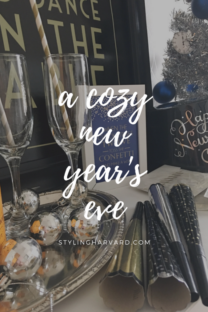 styling harvard: a cozy new year's eve